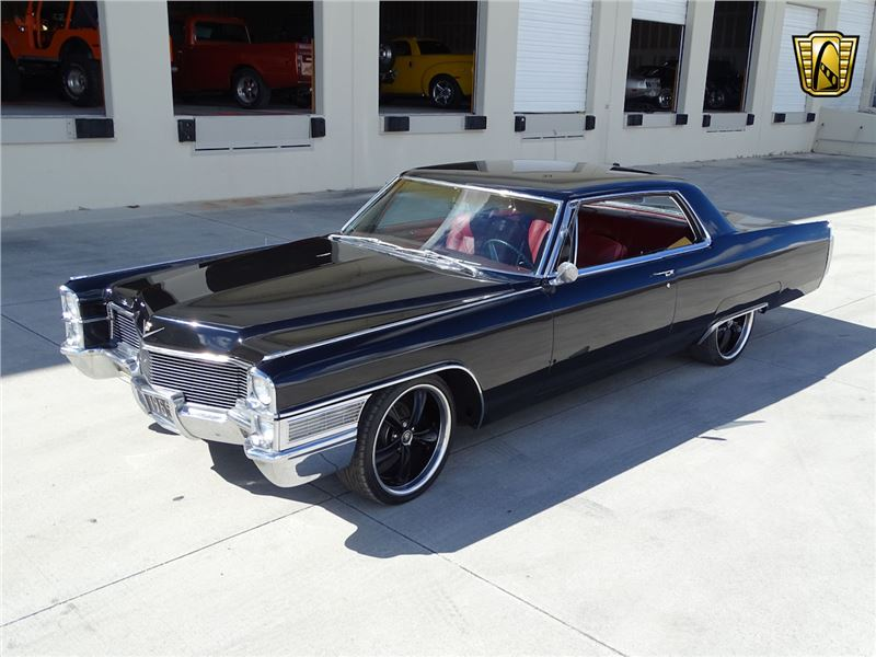 1965 Cadillac Coupe Deville For Sale Gc 37855 Gocars