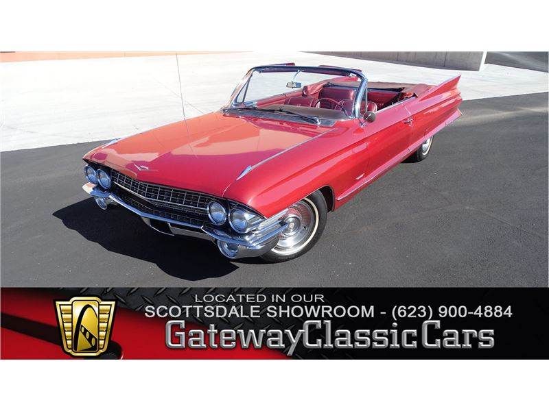 1961 Cadillac Series 62 For Sale Gc 38105 Gocars