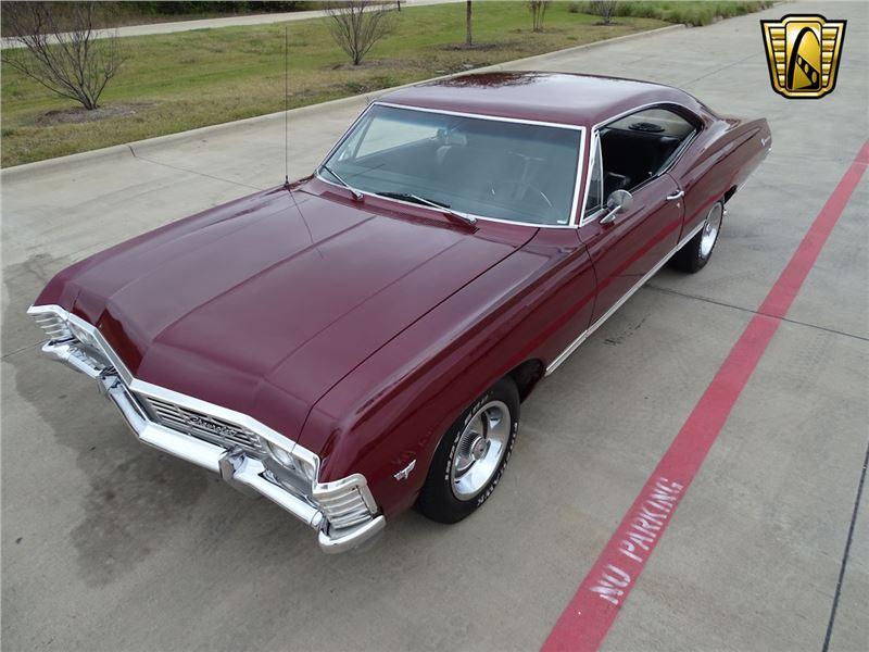 1967 Chevrolet Impala For Sale Gc 38157 Gocars