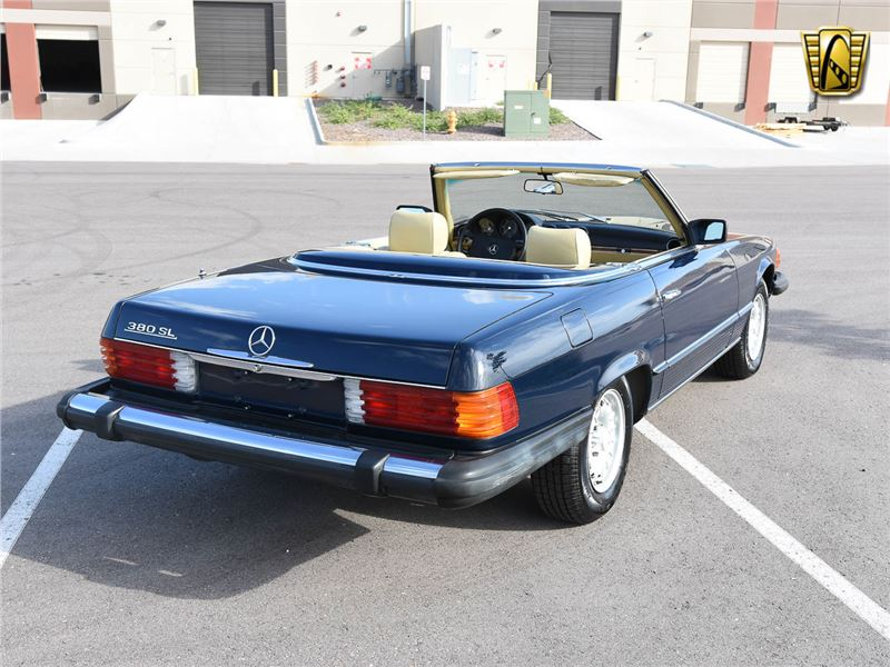 1981 Mercedes-Benz 380SL for sale in for sale on GoCars