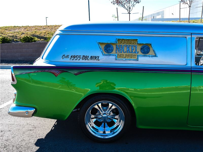 1955 Chevrolet Sedan Delivery for sale in for sale on GoCars