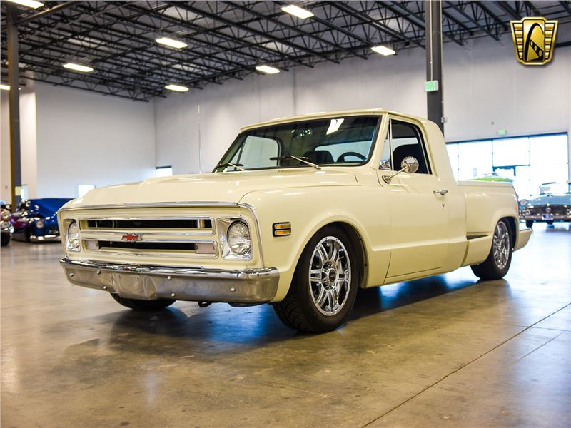 1968 Chevrolet C10 For Sale Gc 38240 Gocars