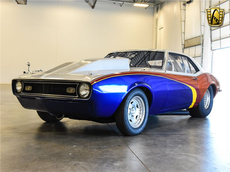 1968 Chevrolet Camaro for sale on GoCars