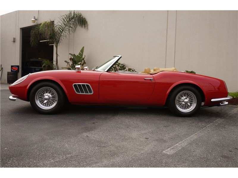 1961 Ferrari 250 Gt California Spyder For Sale On Gocars