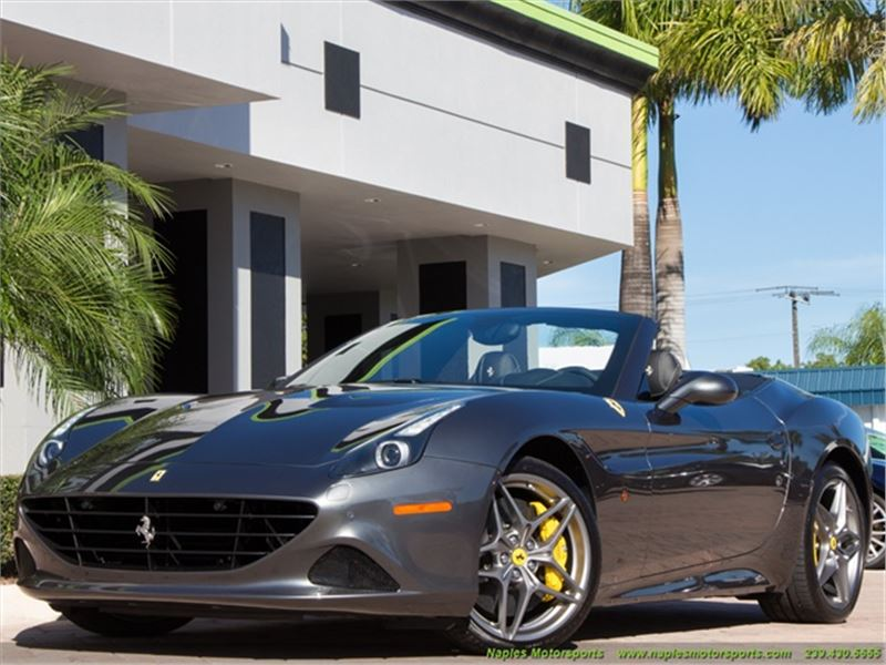 2017 Ferrari California T for sale in for sale on GoCars