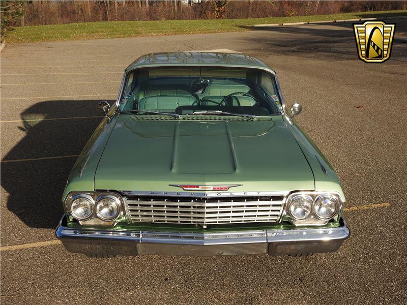 1962 Chevrolet Impala For Sale Gc 38425 Gocars