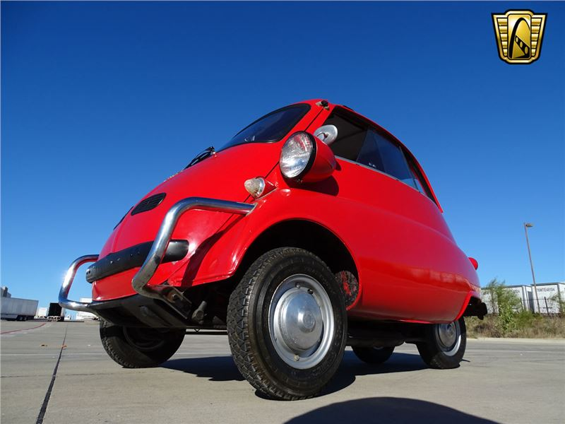 1958 Bmw Isetta For Sale Gc 38427 Gocars