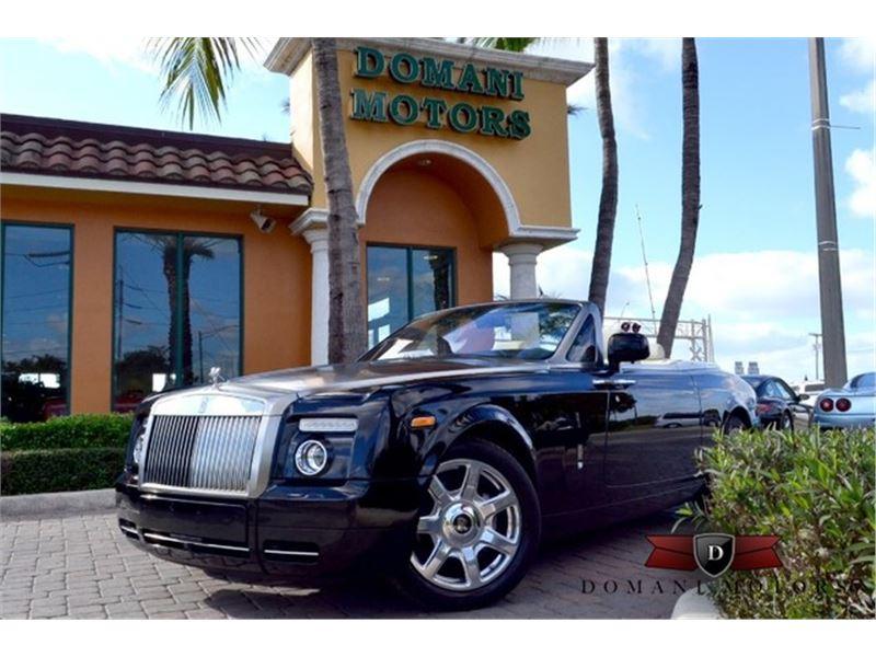 2010 Rolls-Royce Phantom Coupe for sale in Deerfield Beach, Florida 33441