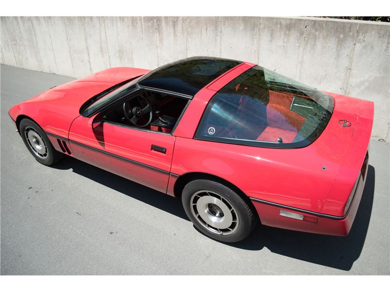 1984 Chevrolet Corvette for sale in for sale on GoCars