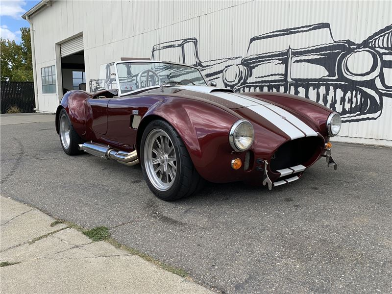 1965 AC Cobra Replica Backdraft for sale in for sale on GoCars