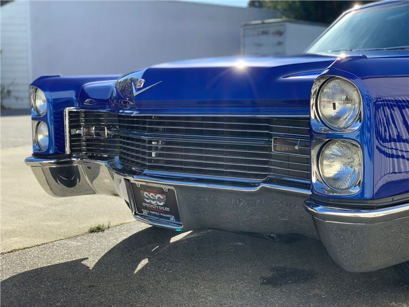 1966 Cadillac DeVille for sale in for sale on GoCars