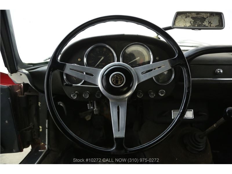 1964 Alfa Romeo 2600 Spider for sale in for sale on GoCars