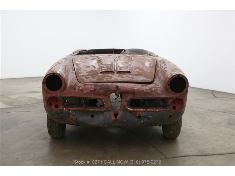 1959 Alfa Romeo 2000 Spider for sale in for sale on GoCars