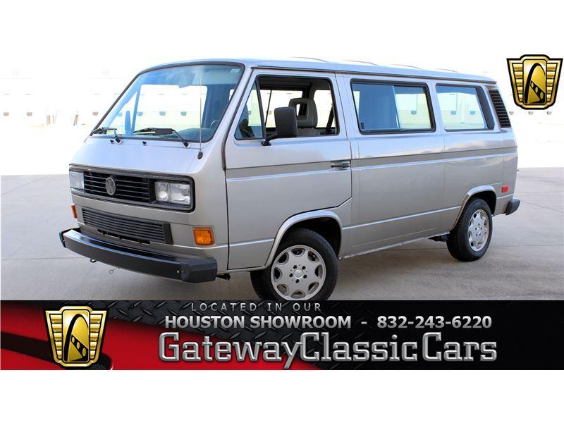 1991 Volkswagen Vanagon Bus for sale on GoCars