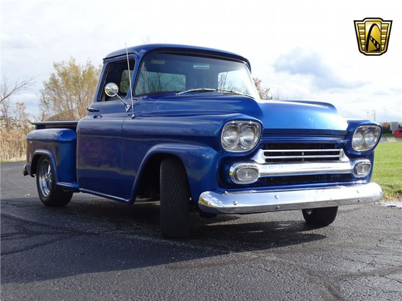 1958 Chevrolet Truck for sale in for sale on GoCars
