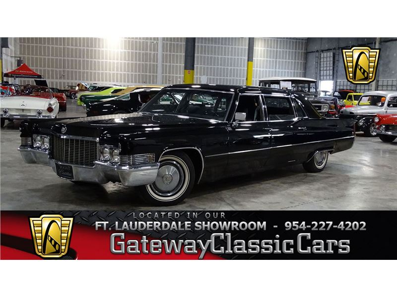 1970 Cadillac Fleetwood for sale in for sale on GoCars
