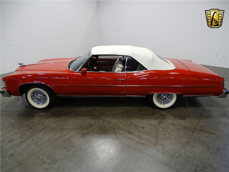 1975 Pontiac Grandville for sale in for sale on GoCars