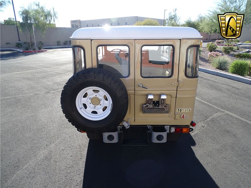 1984 Toyota FJ43 for sale in for sale on GoCars