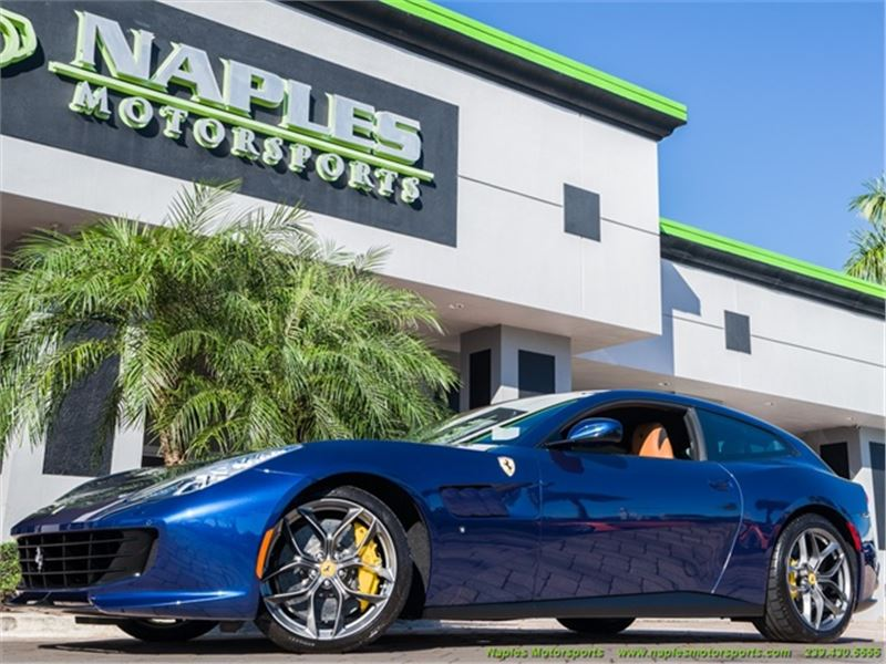 2018 Ferrari GTC4Lusso T for sale in for sale on GoCars