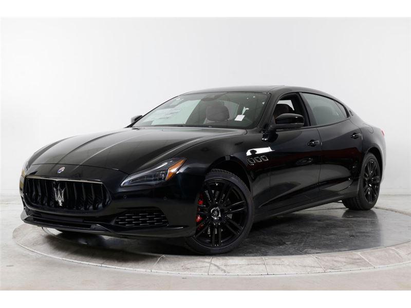 Maserati Q4 Price >> 2019 Maserati Quattroporte S Q4 For Sale On Gocars