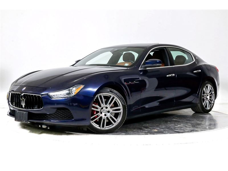 Maserati Q4 Price >> 2019 Maserati Ghibli S Q4 For Sale On Gocars