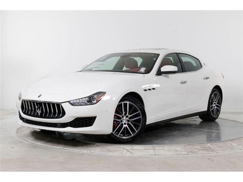 Maserati Q4 Price >> 2018 Maserati Ghibli S Q4 For Sale On Gocars