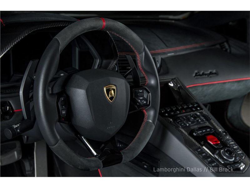2017 Lamborghini Aventador SV for sale in for sale on GoCars