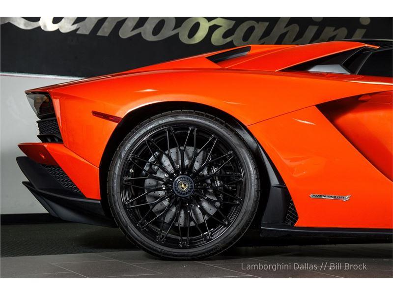 2018 Lamborghini Aventador S for sale in for sale on GoCars