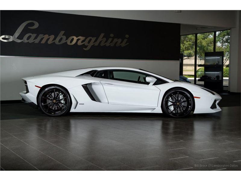 2014 Lamborghini Aventador Lp700 4 For Sale Gc 39038 Gocars