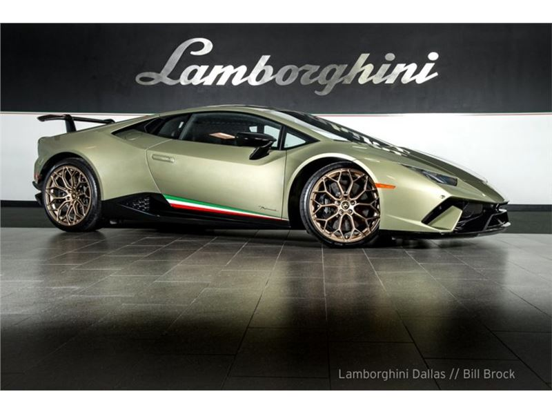 2018 Lamborghini Huracan Performante for sale in for sale on GoCars