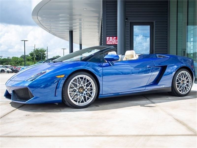 2012 Lamborghini LP550-2 for sale in for sale on GoCars