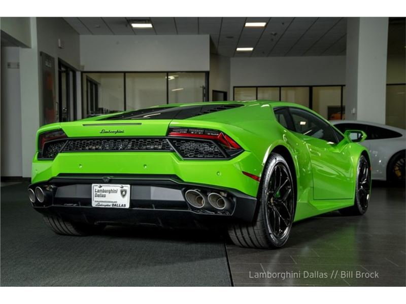 2018 Lamborghini Huracan LP580-2 for sale in for sale on GoCars