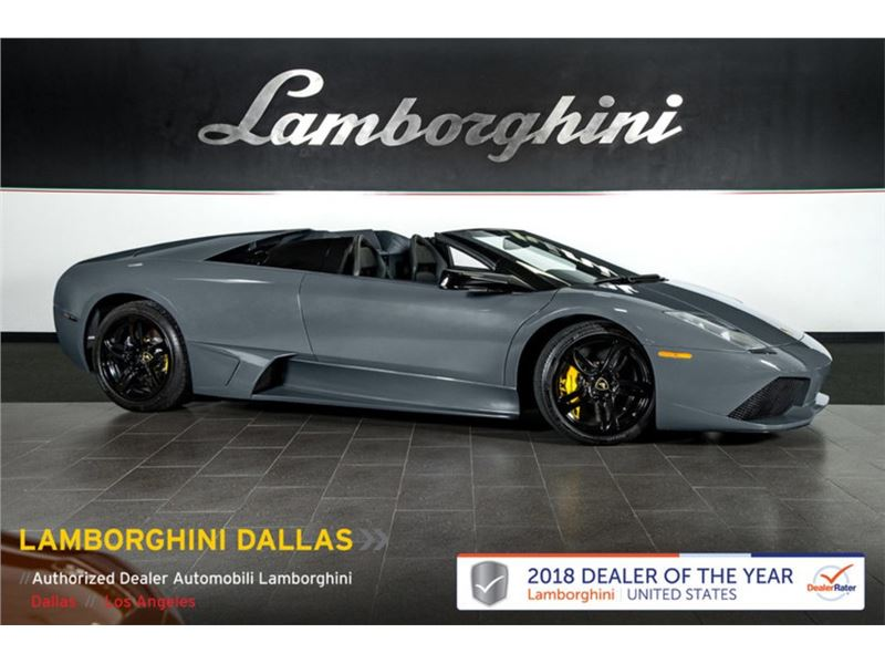 2008 Lamborghini Murcielago For Sale On Gocars