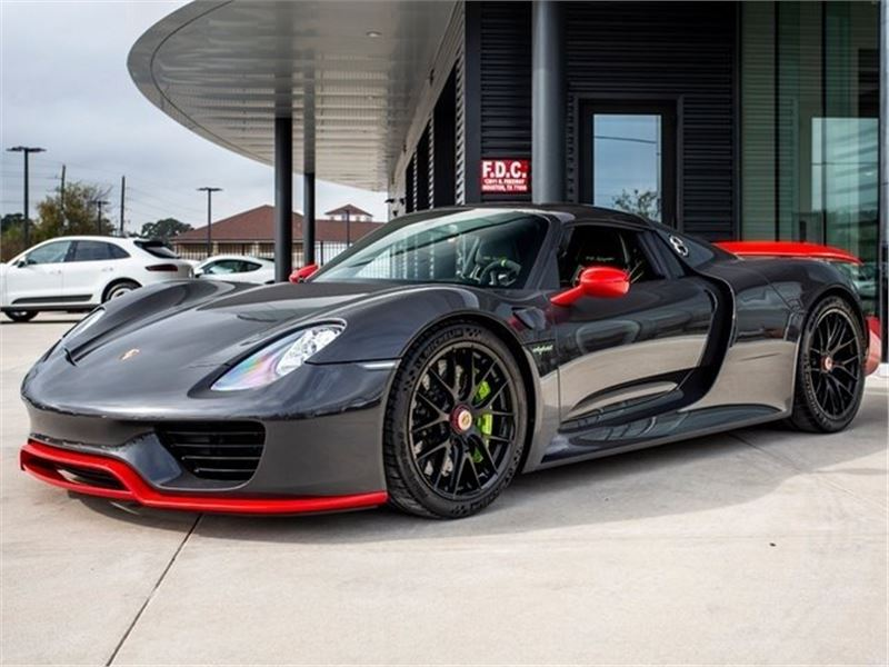 Porsche 918 Spyder For Sale >> 2015 Porsche 918 Spyder For Sale On Gocars