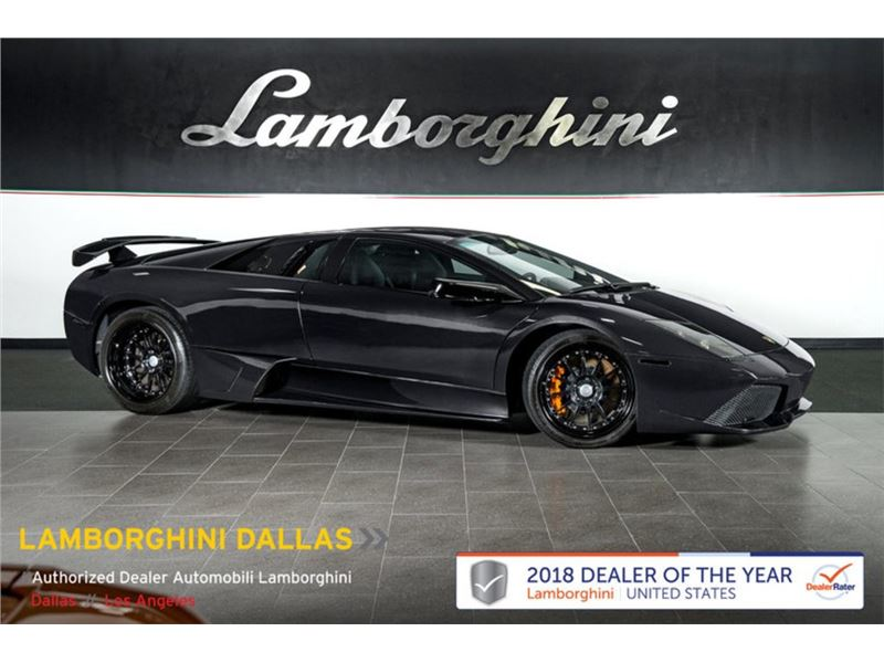 2008 Lamborghini Murcielago For Sale On Gocars