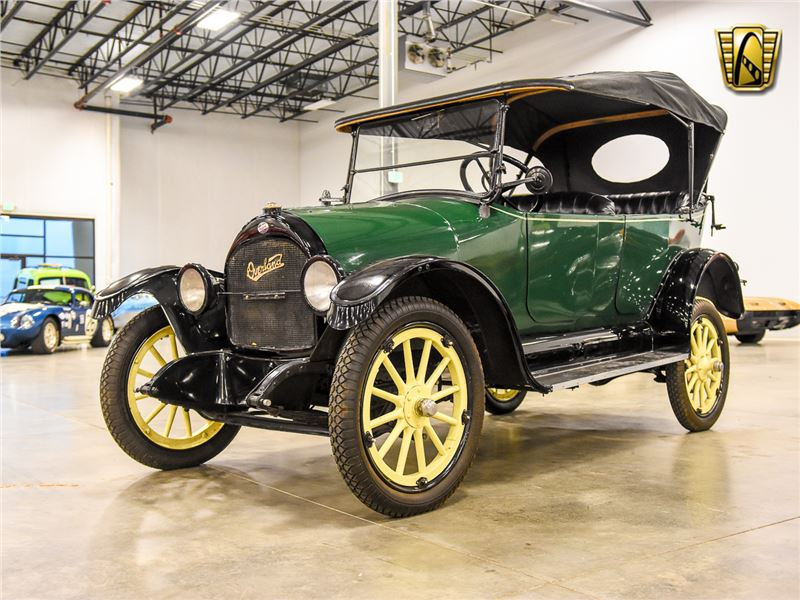 1917 Willys Overland for sale on GoCars
