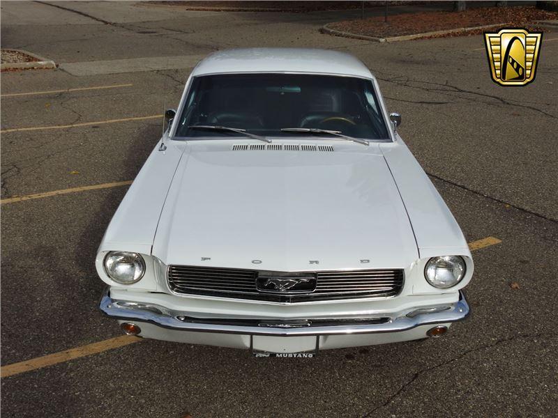 1966 Ford Mustang For Sale >> 1966 Ford Mustang For Sale On Gocars