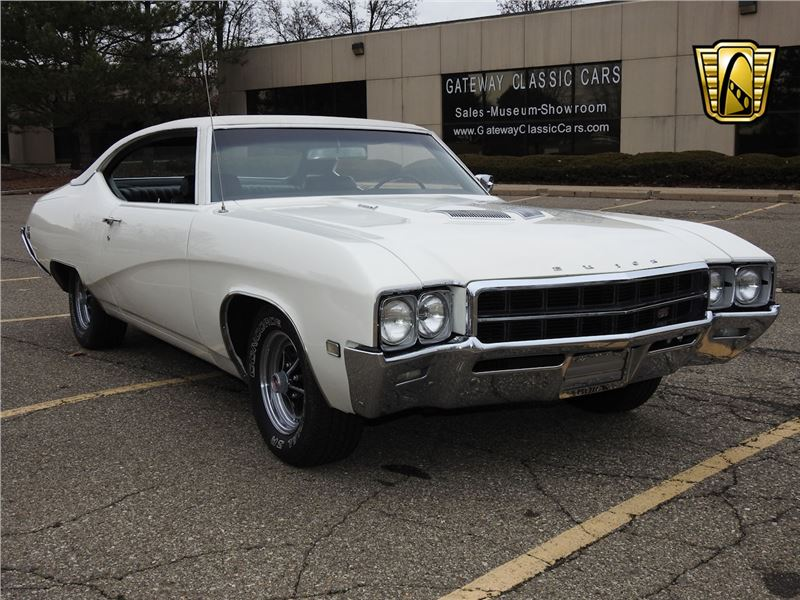 1969 Buick GS for sale on GoCars