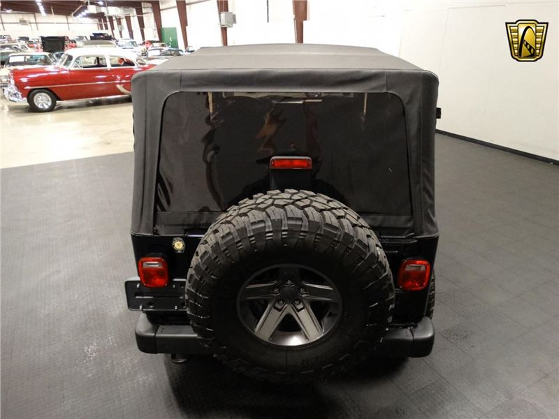 2006 Jeep Wrangler for sale in for sale on GoCars