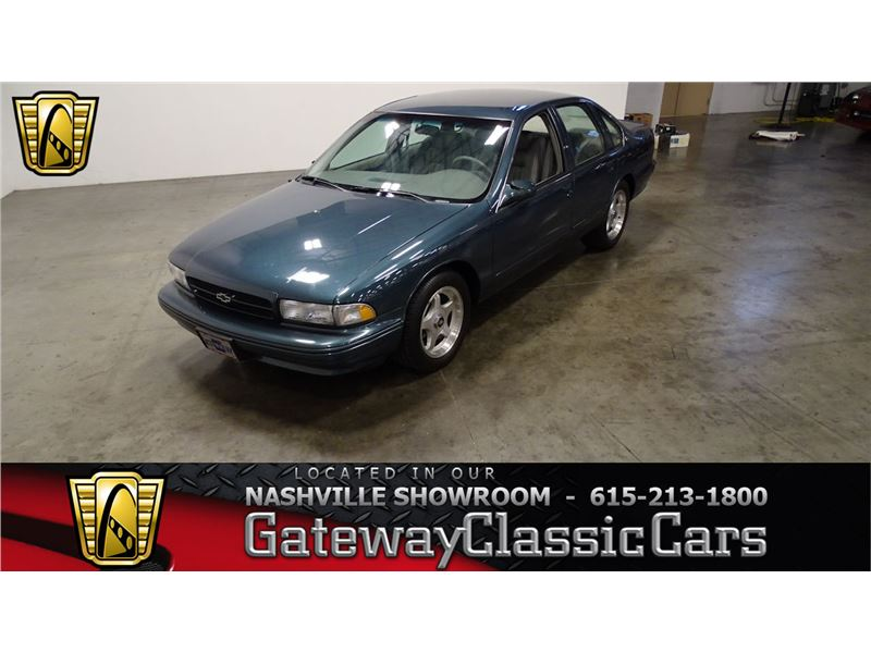 1996 Chevrolet Caprice for sale on GoCars
