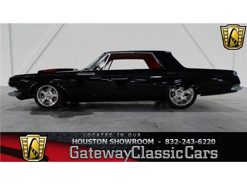 1963 Dodge Polara for sale in Houston, Texas 77060
