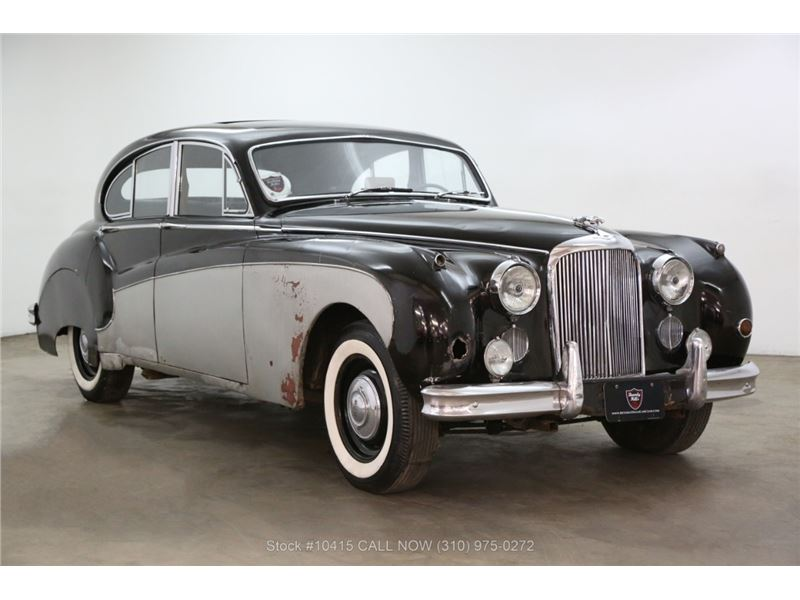 1959 Jaguar Mark IX for sale in for sale on GoCars