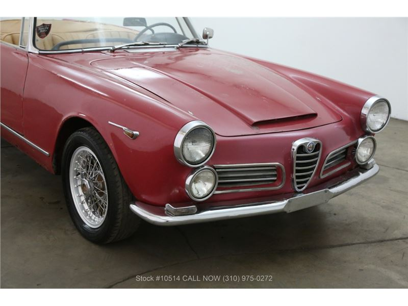 1965 Alfa Romeo 2600 Spider for sale in for sale on GoCars