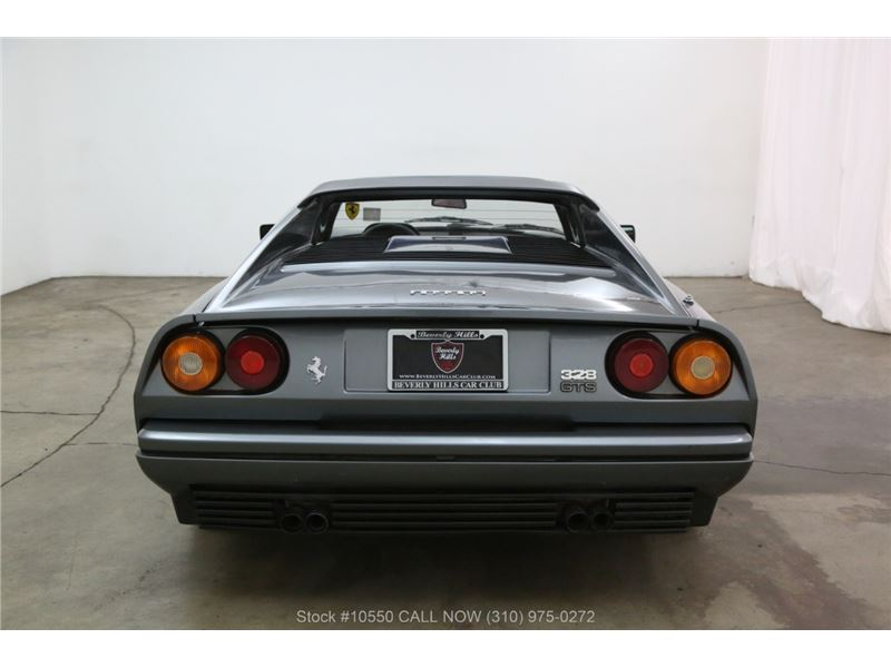 1986 Ferrari 328 GTS for sale in for sale on GoCars