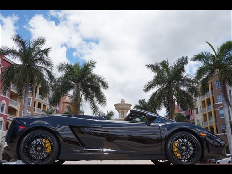 2013 Lamborghini Gallardo LP 550-2 Spyder for sale in for sale on GoCars