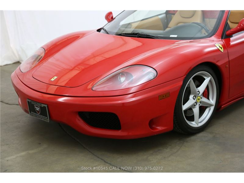 2002 Ferrari F360 for sale in for sale on GoCars