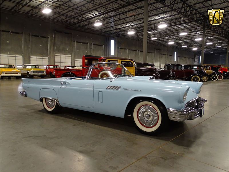 1957 Ford Thunderbird For Sale On Gocars