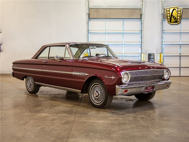 1963 Ford Falcon for sale on GoCars
