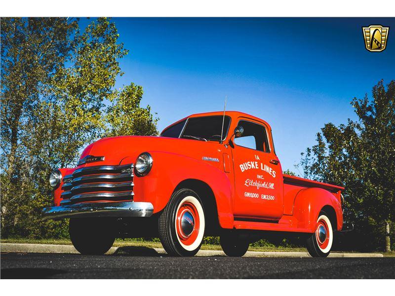 1947 Chevrolet Pickup For Sale On Gocars