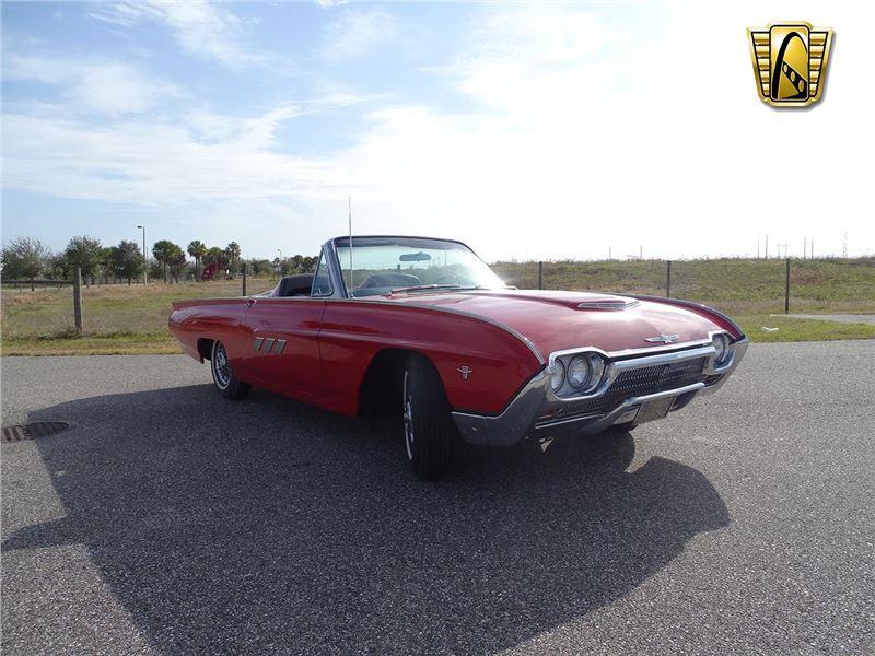 1963 Ford Thunderbird For Sale On Gocars